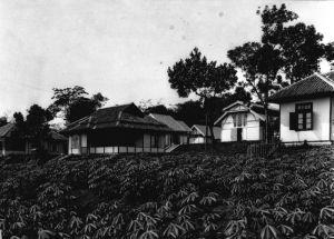 Rumah Sakit di Ciuncal (Cigudeg) yang lebih dikenal dengan Rumah Sakit Bolang