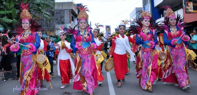 bogor street carnival