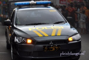 a police car copy
