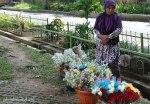 The Flowers vendor