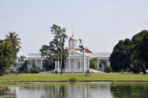 bogor state's palace