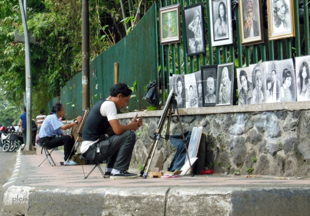 bogor street painters